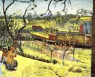The Little Fauns - Pierre Bonnard reproduction oil painting