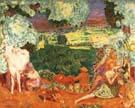 Pastora Symphone 1916 - Pierre Bonnard reproduction oil painting