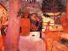 Decoration at Vernon 1920 - Pierre Bonnard reproduction oil painting