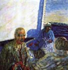 The Sailing Excursion 1924 - Pierre Bonnard reproduction oil painting