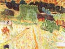 Large Landscape in the Midi 1945 - Pierre Bonnard reproduction oil painting