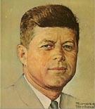 John F Kennedy - Fred Scraggs