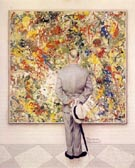 The Connoisseur (Jackson Pollock) - Fred Scraggs