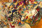 Composition VII 1937 - Wassily Kandinsky