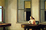 City Sunlight - Edward Hopper reproduction oil painting