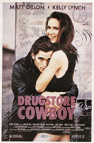 DRUGSTORE COWBOY,GUS VAN SANT, 1989 - Classic-Movie-Posters reproduction oil painting