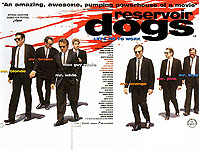 RESERVOIR DOGS, QUENTIN TARANTINO, 1992 - Classic-Movie-Posters reproduction oil painting