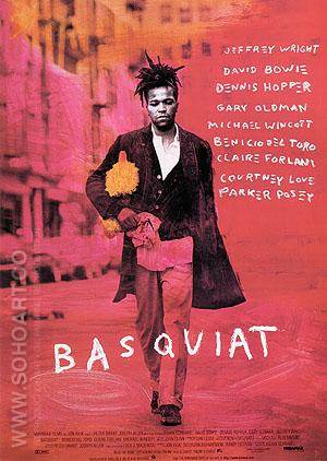 BASQUIAT, JULIAN SCHNABEL, 1966 - Classic-Movie-Posters reproduction oil painting