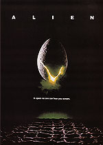 ALIEN, RIDLEY SCOTT, 1979 - Classic-Movie-Posters reproduction oil painting