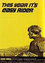 EASY RIDER, DENNIS HOPPER, 1969 - Classic-Movie-Posters reproduction oil painting
