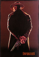 UNFORGIVEN, CLINT EASTWOOD, 1992 - Classic-Movie-Posters