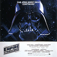 THE EMPIRE STRIKES BACK, 1980ORANGE, 1971 - Classic-Movie-Posters reproduction oil painting