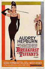 BREAKFAST AT TIFFANY'S, 1961 - Classic-Movie-Posters