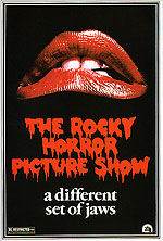 THE ROCKY HORROR PICTURE SHOW, 1975 - Classic-Movie-Posters