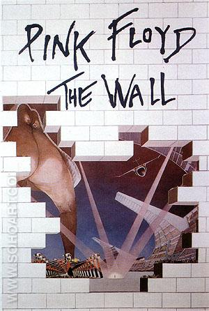 THE WALL, 1982 - Classic-Movie-Posters reproduction oil painting