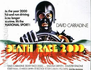 Death Race 2000, 1975 - Sporting-Movie-Posters reproduction oil painting