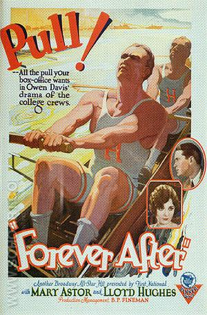 Forever After, 1926 - Sporting-Movie-Posters reproduction oil painting