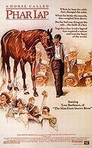 Phar Lap, 1983 - Sporting-Movie-Posters reproduction oil painting
