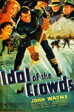 Idol Of The Crowds, 1944 - Sporting-Movie-Posters reproduction oil painting