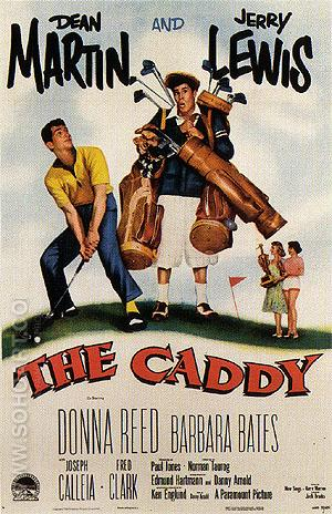 The Caddy, 1953 - Sporting-Movie-Posters reproduction oil painting