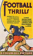 Football Thrills, 1931 - Sporting-Movie-Posters