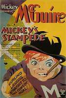Mickey's Stampede, 1931 - Sporting-Movie-Posters reproduction oil painting