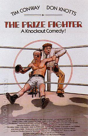 The Prize Fighter, 1979 - Sporting-Movie-Posters reproduction oil painting