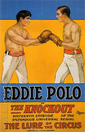 The Knockout, 1935 - Sporting-Movie-Posters reproduction oil painting