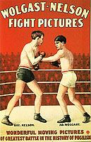 Wolgast-Nelson Fight Pictures, 1908 - Sporting-Movie-Posters reproduction oil painting