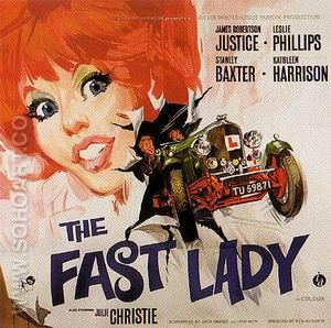 The Fast Lady, 1962 - Sporting-Movie-Posters reproduction oil painting