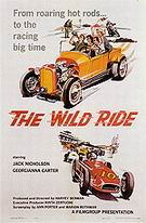 The Wild Ride, 1960 - Sporting-Movie-Posters