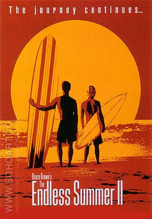 THE ENDLESS SUMMER II, 1994 - Sporting-Movie-Posters reproduction oil painting