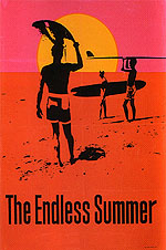 THE ENDLESS SUMMER, 1966 - Sporting-Movie-Posters