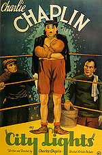 CITY LIGHTS, 1931 - Sporting-Movie-Posters