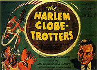 THE HARLEM GLOBE-TROTTERS II, 1952 - Sporting-Movie-Posters reproduction oil painting