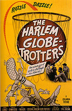 THE HARLEM GLOBE-TROTTERS, 1952 - Sporting-Movie-Posters