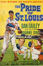 THE PRIDE OF ST.LOUIS, 1952 - Sporting-Movie-Posters reproduction oil painting