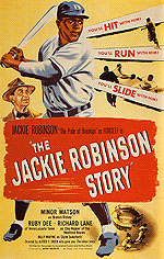 THE JACKIE ROBINSON STORY, 1950 - Sporting-Movie-Posters