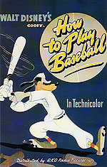 HOW TO PLAY BASEBALL, 1942 - Sporting-Movie-Posters reproduction oil painting