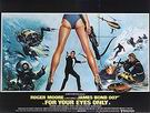 For your Eyes Only, 1981 - James-Bond-007-Posters reproduction oil painting