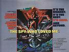 The Spy Who Loved Me, 1977 - James-Bond-007-Posters