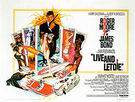Live And Let Die, 1973 - James-Bond-007-Posters