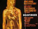 Goldfinger, 1964 - James-Bond-007-Posters