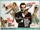 From Russia With Love, 1963 - James-Bond-007-Posters reproduction oil painting