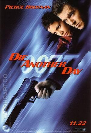 Die Another Day - James-Bond-007-Posters reproduction oil painting