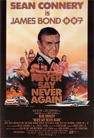 Never Say Never Again II - James-Bond-007-Posters reproduction oil painting