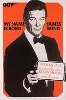 For Your Eyes Only - James-Bond-007-Posters reproduction oil painting