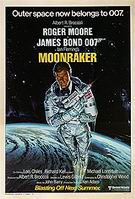 Moonraker IIII - James-Bond-007-Posters