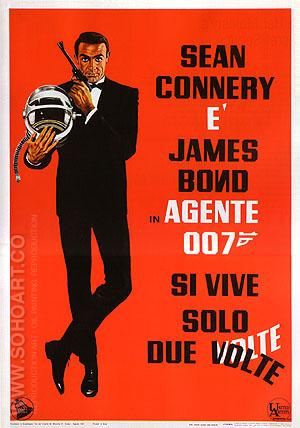 You Only Live Twice III - James-Bond-007-Posters reproduction oil painting