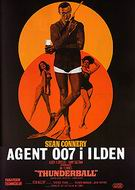 Thunderball II - James-Bond-007-Posters